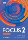 Focus Second Edition 2. Student's Book + Digital PEARSON praca zbiorowa