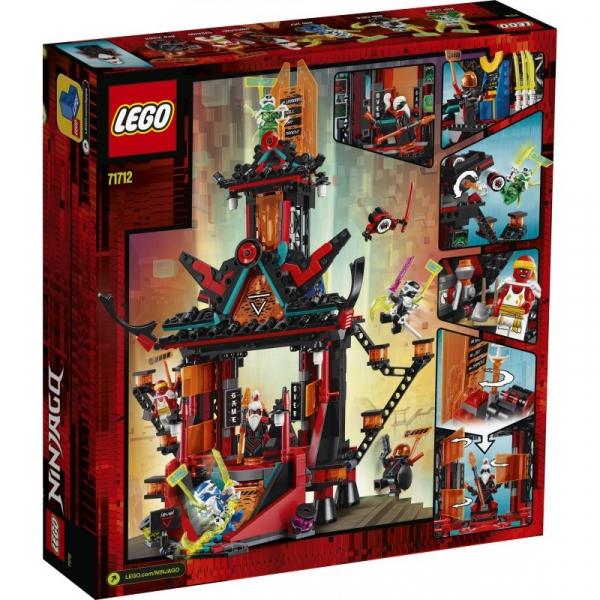 Lego Ninjago: Imperialna Świątynia Szaleństwa (71712)