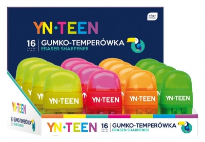 Gumko-temperówka GT-05 (16szt) YN TEEN