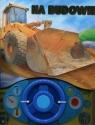 Na budowie + kierownica książeczka dźwiękowa Rader Mark