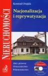 Nacjonalizacja i reprywatyzacja + CD Osajda Konrad