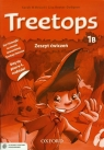 Treetops 1B. Zeszyt ćwiczeń z płytą CD Howell Sarah, Kester-Dodgson Lisa