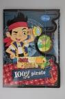 Teczka z gumką A4 Jake i Piraci z Nibylandii