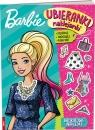 Barbie Ubieranki naklejanki