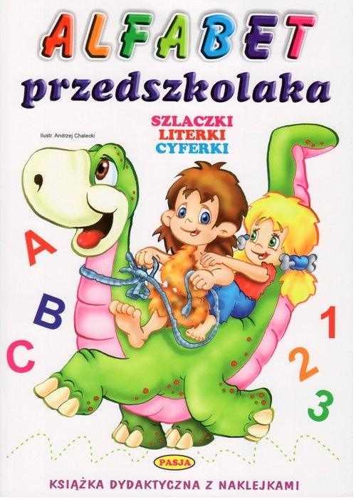 Alfabet przedszkolaka Chalecki Andrzej