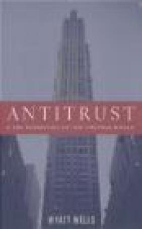 Antitrust Wyatt C. Wells,  Wells