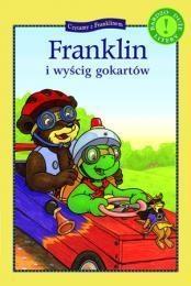 Franklin i wyścig gokartów Bourgeois Paulette, Clark Brenda