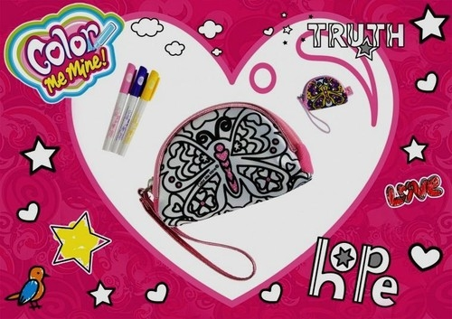 Color me mine Diamond Party Pormonetka półksiężyc (106372200026)