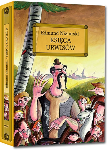 Księga urwisów Edmund Niziurski