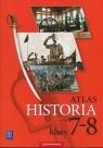 Historia Atlas 7-8Szkoła podstawowa