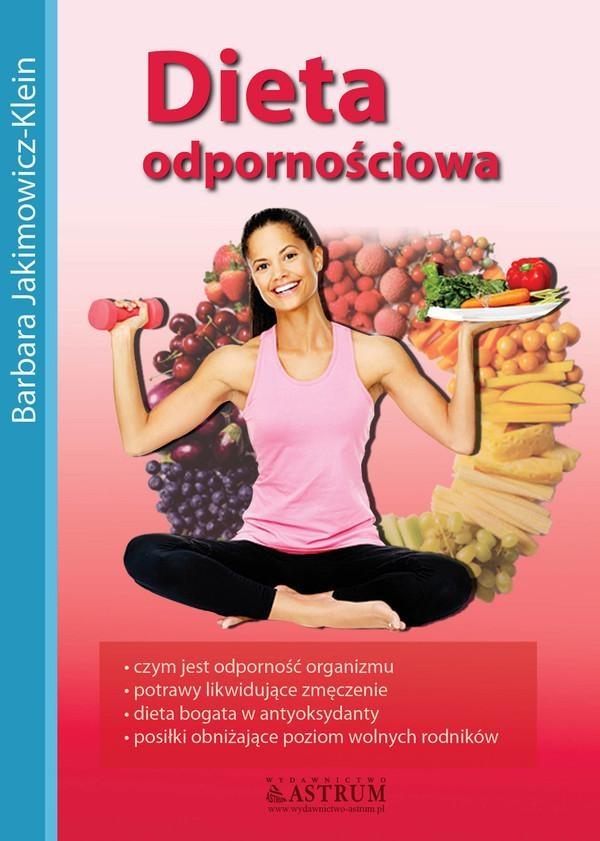 Dieta odpornościowa Jakimowicz-Klein Barbara