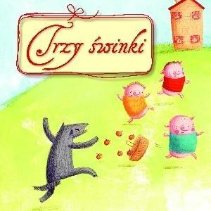 Trzy świnki Anna Wiśniewska, Monika Filipina Trzpil (ilustr.)