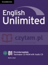 English Unlimited Pre-Int Testmaker CD-ROM +Audio CD