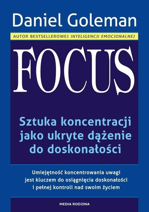 Focus Goleman Daniel