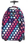 Coolpack - Target - Plecak na kółkach - Dots (79990CP)