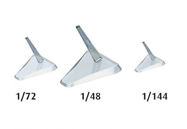 Komplet podstawek do modeli samolotów (03800)