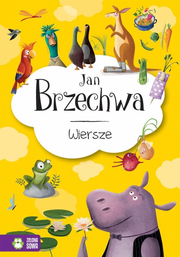 Wiersze Jan Brzechwa Jan Brzechwa Zielona Sowa