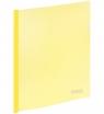 Skoroszyt zaciskowy 9111 Grand - żółty (120-1243)