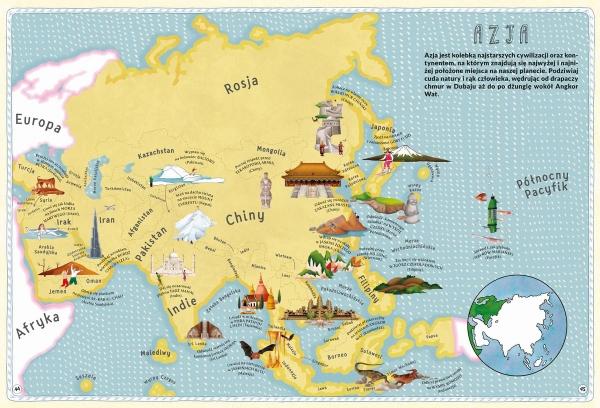 Atlas cudów świata Handicott Ben