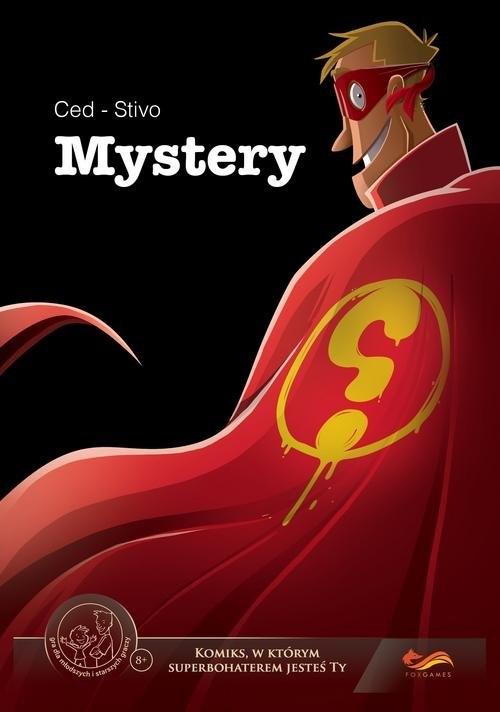 Komiksy paragrafowe Mystery (Uszkodzona okładka)