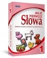 Moje Pierwsze Słowa - Zestaw 1 Agnieszka Fabisiak-Majcher, Elżbieta Ławczys