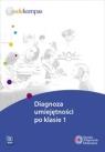 Diagnoza umiejętności po klasie 1