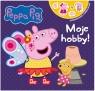 Peppa Pig. Opowiadania z naklejkami. Moje hobby!