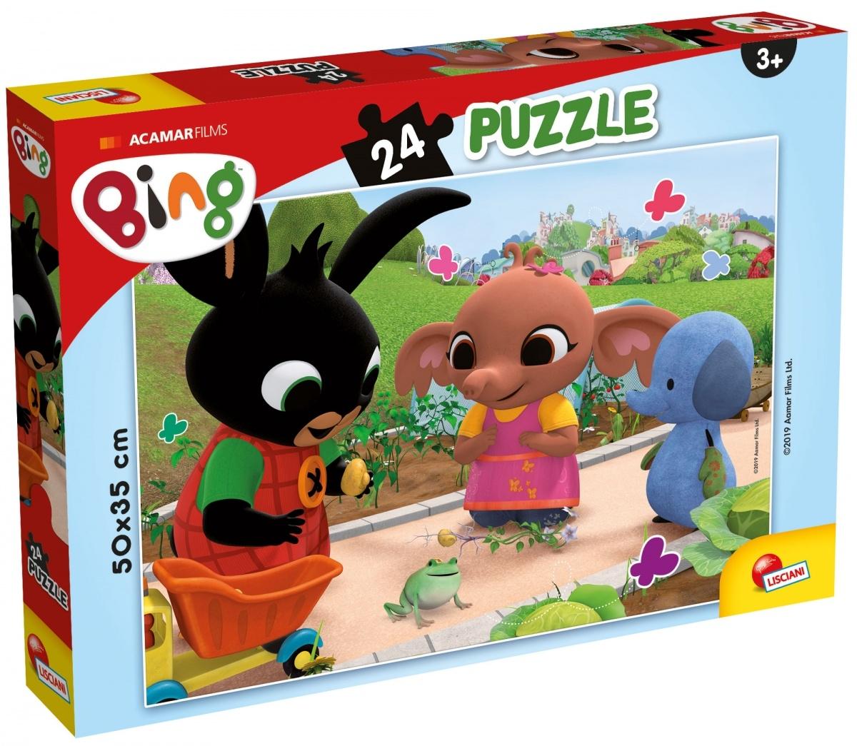 Puzzle Plus 24: Bing 4 (304-77991)