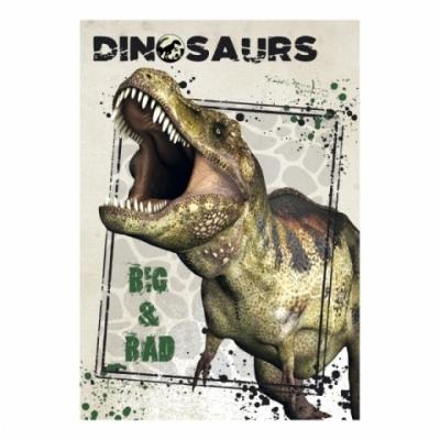 Notes A7 dinozaur .