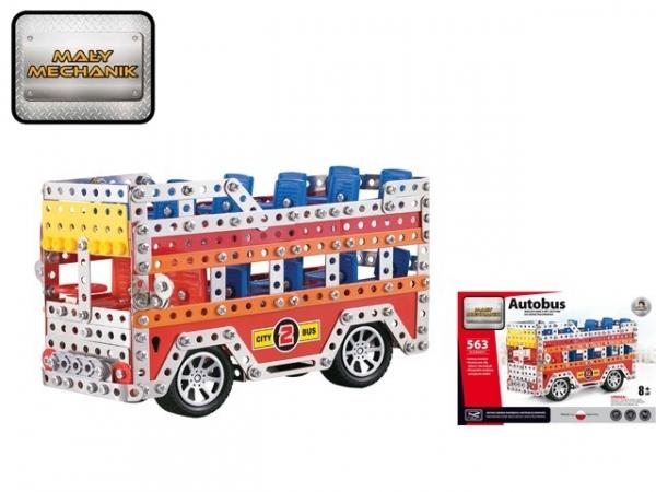 Mały mechanik - Autobus (077699)