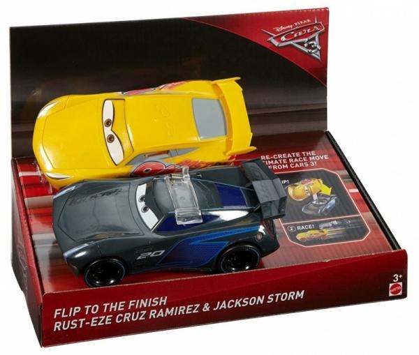 CARS 3 Odjazdowe Fikołki (FCX95)