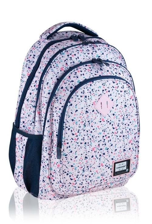Plecak młodzieżowy Pink Terrazzo Head 4