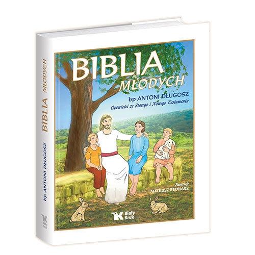 Biblia Młodych Długosz Antoni