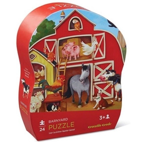 Puzzle 24 Stodoła
