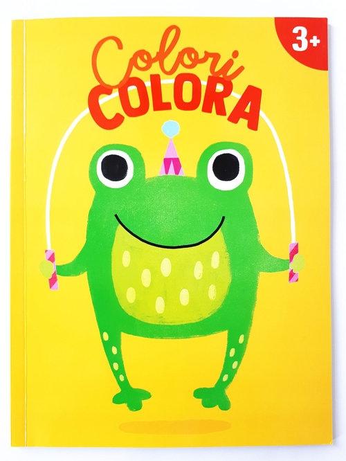 Colori colora 3+ żabka