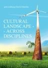 Cultural Landscape. Across disciplines
