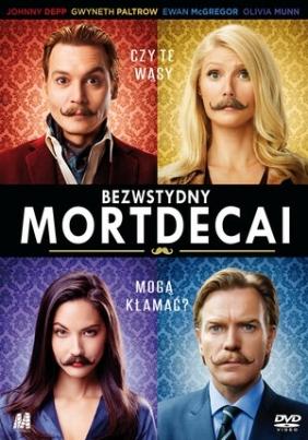 Bezwstydny Mortdecai