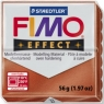 Masa termoutwardzalna Fimo effect- miedziany metaliczny