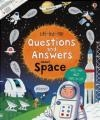 Lift-the-Flap Questions and Answers About Space Katie Daynes
