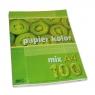 Papier kolorowy A4 100k mix kolorów