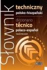 Słownik techniczny polsko-hiszpański Weroniecki Tadeusz