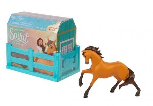 Mustang: Duch wolności Spirit - Kolekcjonerskie minifigurki ast.