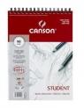 Blok rysunkowy Canson A4, na spirali (100553697)