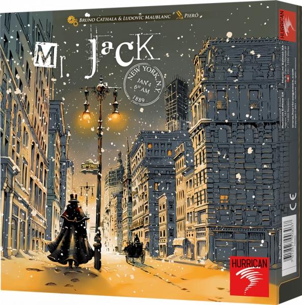 Mr. Jack: Nowy York
