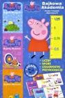 Bajkowa Akademia. Świnka Peppa nr 2 123 (3 książki)