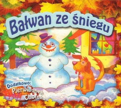 Bałwan ze śniegu Pierwiosnek Choinka CD Various Artists