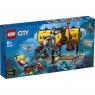 Lego City: Baza badaczy oceanu (60265) Wiek: 6+