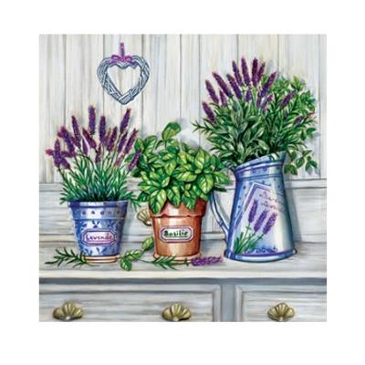 Serwetki Provence Fragrant  SDC077400
