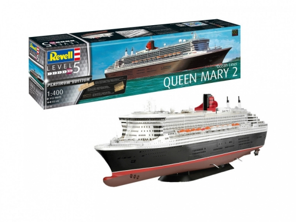 Queen Mary 2 Plantinum (05199)