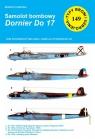 Samolot bombowy Dornier Do 17